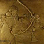 Царь Ашшурбанапал