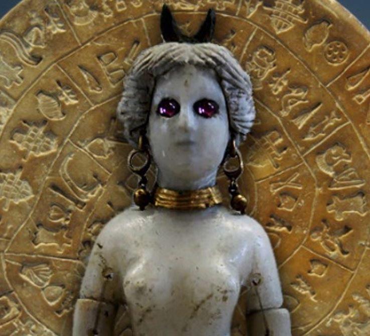 Богиня Астарта - статуэтка