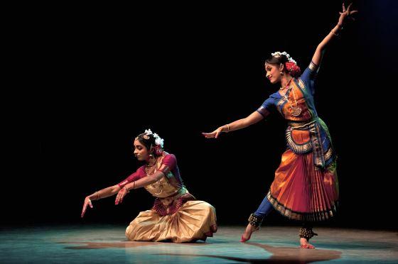 Танцы как неотъемлемая часть в культуре Индии.