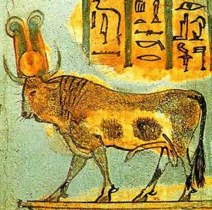 Бог Апис - мифология Египта