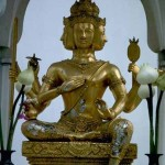Бог Брахма в индуизме бог творения