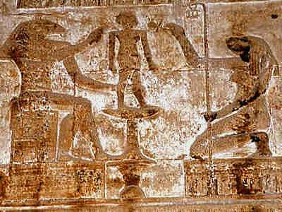Хекет - Египетская мифология.