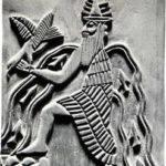 Бог Энки — один из главных богов в мифологии шумеров