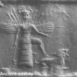 Инанна — шумерская богиня