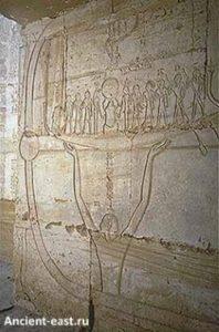 Бог Нун - бог Египта.