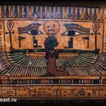 Нут — богиня неба в древнем Египте