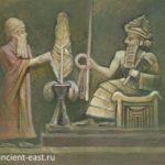 Намму — в шумерской мифологии богиня-мать