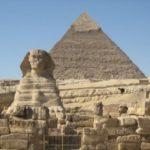 История египетских пирамид