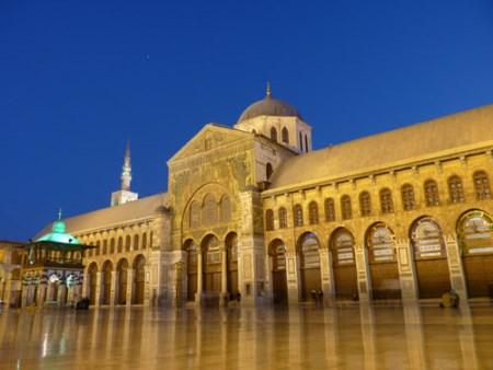 Мечеть Омейядов двор.