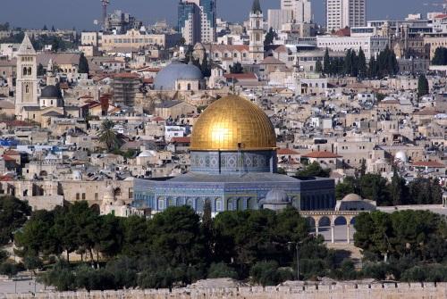 Мечеть аль-Акса город Иерусалим.