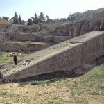 Древний город Баальбек в фотографиях