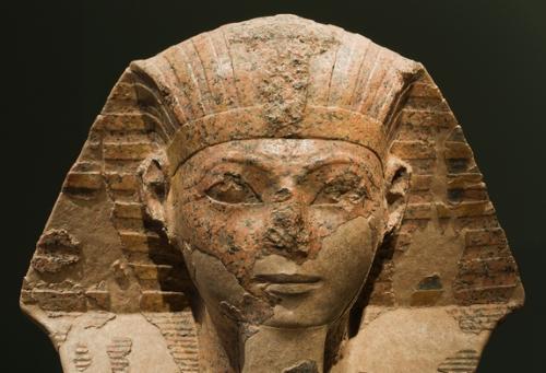 Хатшепсут - велика правительница фараон.