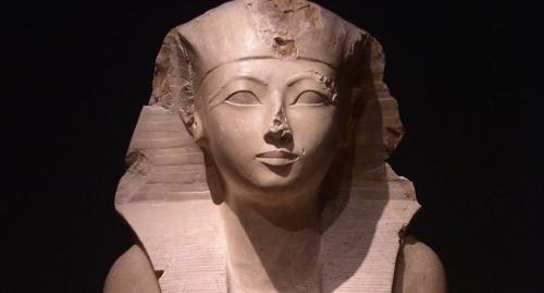 Хатшепсут - царица Египта.