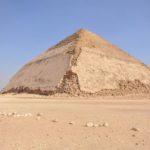 Пирамида Снофру в Египте