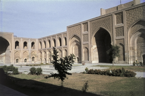Багдад Ирак - Аль-Мустансирия - древняя школа.
