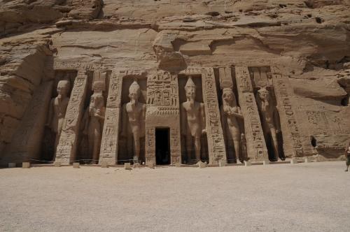 Абу Симбел фото храма.