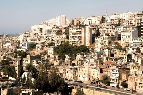 Ливан - архитектурный стиль города.