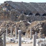 Аспендос — городок курорт на юге Турции