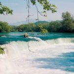 Водопад Манавгат — в переводе «Храм богини»