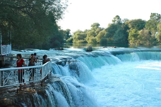 Водопад Манавгат Турция, Анталия.