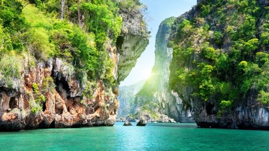 Таиланд фото Пхукет - острова.