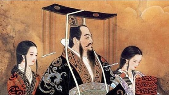 Цинь Шихуанди - великий император.