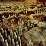 Терракотовая армия великого императора Цинь Шихуанди