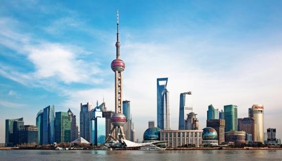 Едим в Китай - фотография города.