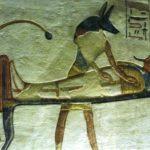 Бальзамирование тела в Египте
