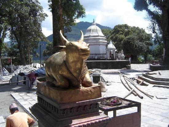 Bindhyabasini - храм в Непале.