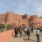 Агра — центр туризма Индии