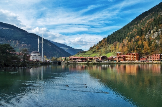 Озеро Узунгель - магической место во всей Турции.