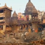 Варанаси — священный город Индии