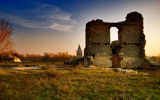 Дворец Эдирне - был одним из самых больших дворцов в Османской империи.
