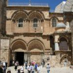 По святым местам Иерусалима
