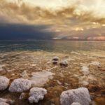 Поездка в Израиль — мертвое море и его окрестности
