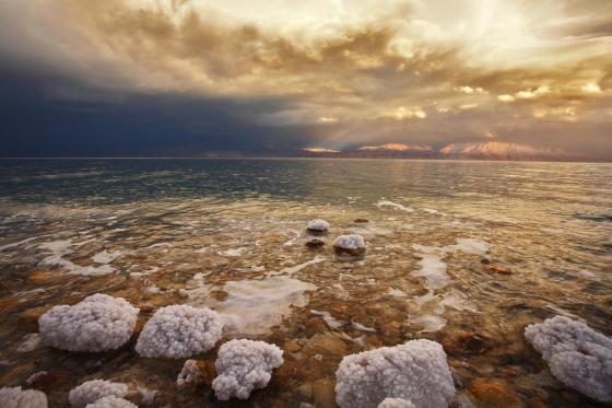 Поездка в Израиль - Мертвое море как достопримечательность Израиля.