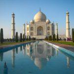 Мавзолей Тадж Махал — история настоящей любви