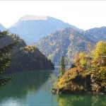Кавказская Швейцария: 6 природных достопримечательностей Абхазии