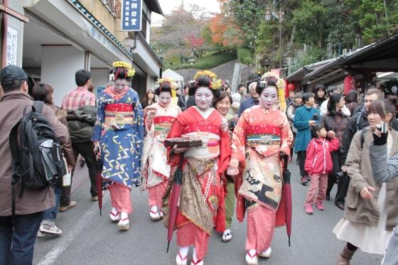 Такаяма Мацури - праздник города Такаяма.
