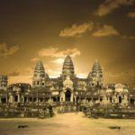 Таинственный город храмов Ангкор