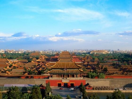 Запретный город - самый обширный дворцовый комплекс в мире.