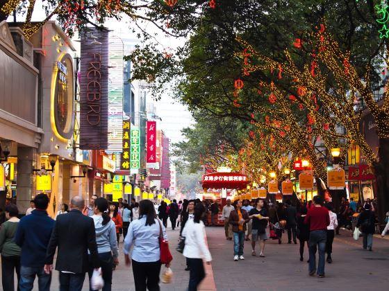 Наш незабываемый шоппинг в Гуанчжоу.