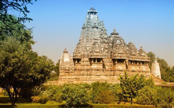 Индийская архитектура - один из храмов Индии.