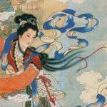 Чанъэ — богиня луны