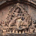 Бог Индра — воитель и громовержец