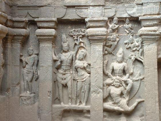 Бог Кама и Богиня Рати.