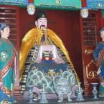 Восемь бессмертных — Люй Дунбинь, Ли Тегуай, Чжунли Цюань