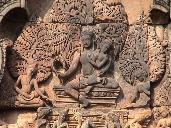 Парвати богиня и супруга бога Шивы.