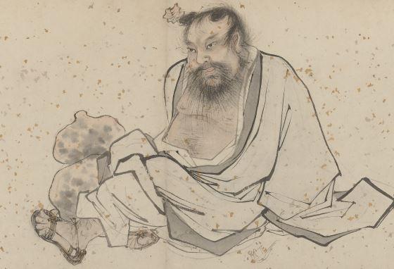 Чжунли Цюань мифический персонаж.